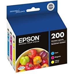 EPSON EPST200520 EPSON BR EXPRESS XP-200 - 1-COLOR MULTIPAK C-M-Y