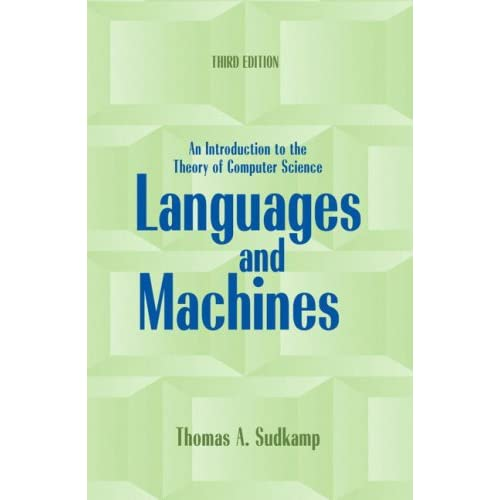 Book Cover: [request_ebook] Languages and Machines: An Introduction to the Theory of Computer Science (3rd Edition)