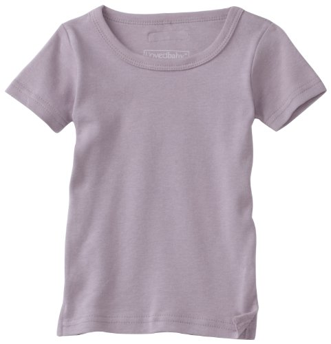 L'Ovedbaby Unisex-Baby Infant T-Shirt, Lavender, 18-24 Months front-727810