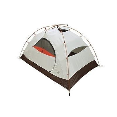 ALPS Mountaineering Lynx 4 Tent, Brown/Orange