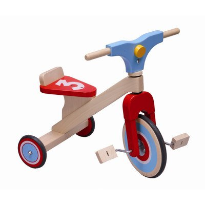 Wooden Riding Toys For Toddlers front-337389