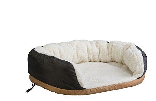 Cucce per cani riscaldate - Tappetino riscaldante per cani ...