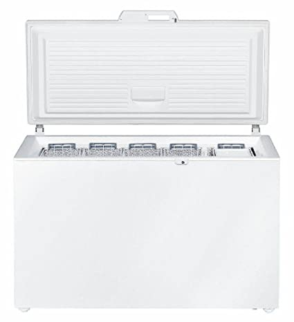 Liebherr GTP 3656 Premium Coffre Autonome Blanc A+++ 331L - congélateurs (Coffre, Autonome, Blanc, Haut, A+++, 4*)