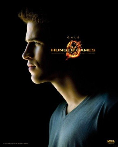 (16x20) The Hunger Games - Gale Movie Poster