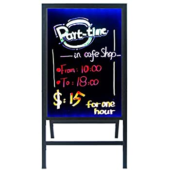 Chalkboard Sign – LED