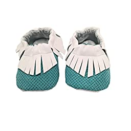Cool Waves Vegan Baby Shoes (18-24 m (5 1/2\