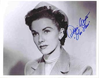 Superman Photo Autographed/Hand-Signed by Phyllis Coates at Amazon's