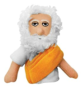 Plato Magnetic Finger Puppet from The Unemployed Philosophers Guild