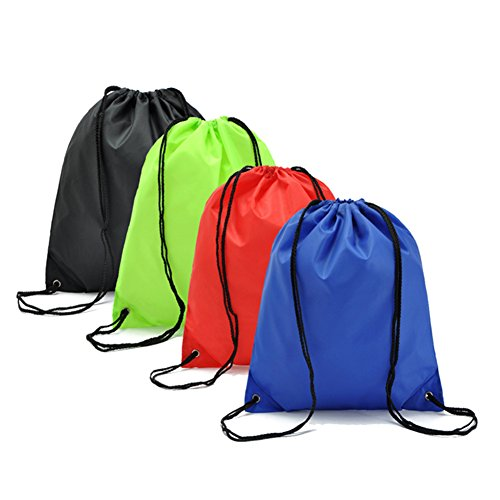 BINGONE-Folding-Sport-Backpack-Drawstring-Bag-Home-Travel-Storage-Use