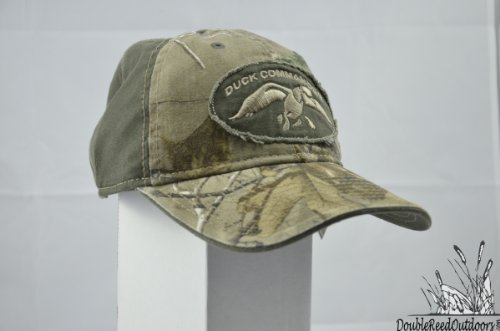 Lowest Price! Duck Commander 2-Tone Hat, Green/Camouflage