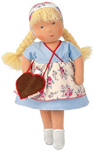 Kathe Kruse - Waldorf Doll, Heidi