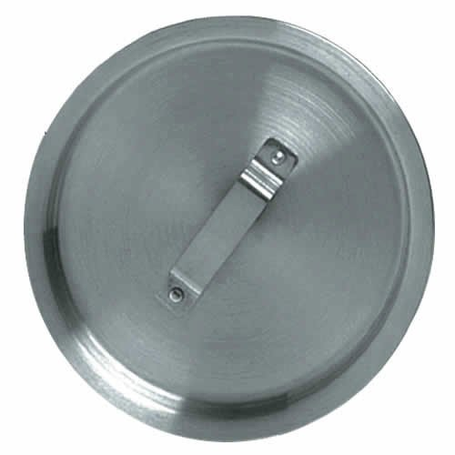 "Update International (ALPC-26) 15-1/2"" Aluminum Sauce Pot Cover"