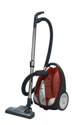 Ewt - Aspiradora compacta trineo rojo vacío 2000w ewt