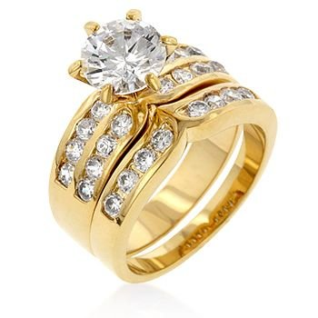 ISADY Paris Ladies Ring CZ Diamond Magali