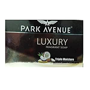 Park Avenue Fragrant Luxury Soap for Men, 125g