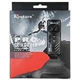 Aputure Pro Coworker Wireless Remote, RF Radio Shutter Release for Pentax *ist DS, DS2, D, DL, DL2, K10D, K20D, K100D, K110D, K200D, K-5, fully compatible with PENTAX CS-205, CONTAX LA-50