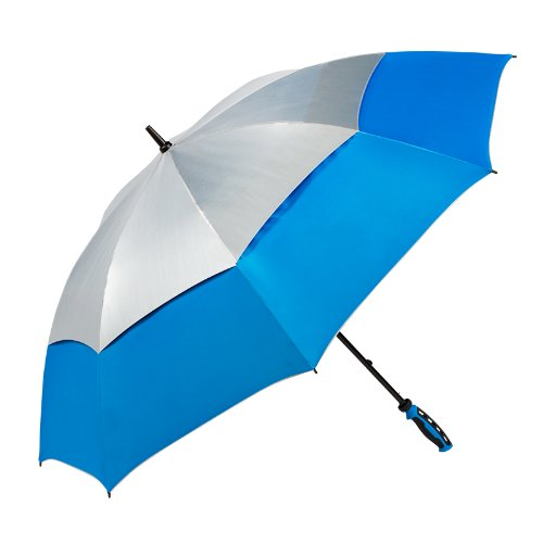 shedrain-umbrellas-shedrays-vented-62-inch-golf-umbrella-silver-blue-one-size