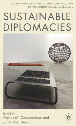 Sustainable Diplomacies (Studies in Diplomacy and International Relations)
