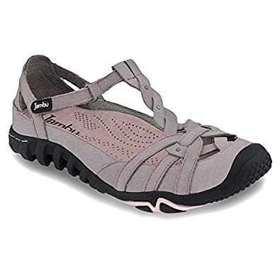 Amazon Com Jambu Women S Xterra Air Vent 360 Flat Shoes