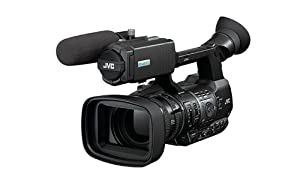 JVC GY-HM600E Camcorder Telecamera su schede SDXC-SDHC MPEG-2 MPEG-4 AVC H264