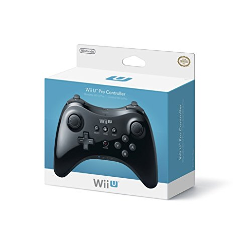 Nintendo Pro Controller Black - Nintendo Wii