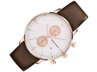 Emporio Armani AR0398 - Reloj para hombres