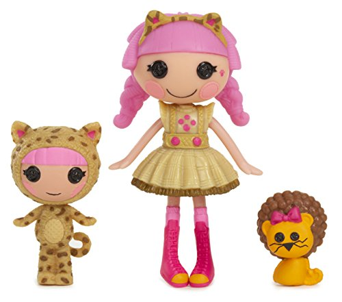Lalaloopsy Mini Littles Doll- Kat and Whiskers - 1