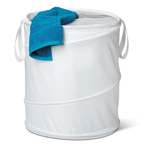 honey-can-do-hmp-01128-cesta-grande-de-nailon-de-tipo-muelle-47-x-47-cm-color-blanco
