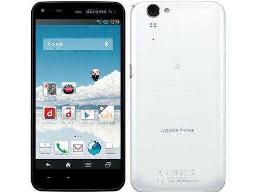 AQUOS PHONE ZETA docomo SH-01F Unlocked Android Smart Phone (Docomo Sharp Aquos compare prices)