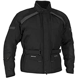 Firstgear Women's Kilimanjaro Jacket - Black - Small - 515444