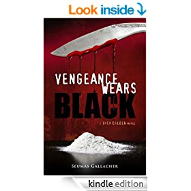 VENGEANCE WEARS BLACK