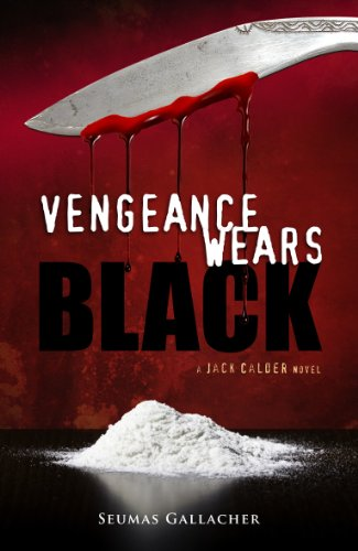 Vengeance Wears Black by Seumas Gallacher ebook deal