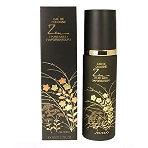 Zen Classic by Shiseido for Women - 2.7 oz EDC Spray (Original Black - 1964)