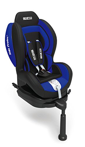 SPARCO F500i CHILD SEAT BLUE