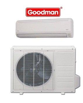 Goodman 24 000 Btu Msh243e15ax Mc Ductless Mini Split