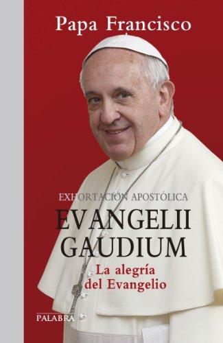 Portada del libro Evangelii gaudium de Papa Francisco