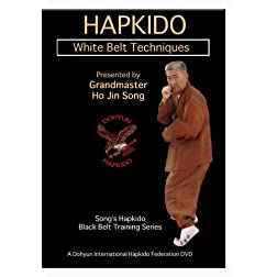 Song's Hapkido White Belt Techniques