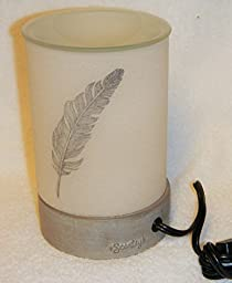 Scentsy Quill Lampshade Full-Size Scentsy Warmer
