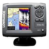 Lowrance Elite-5 Gold Combo w/83/200 KHz Reviews
