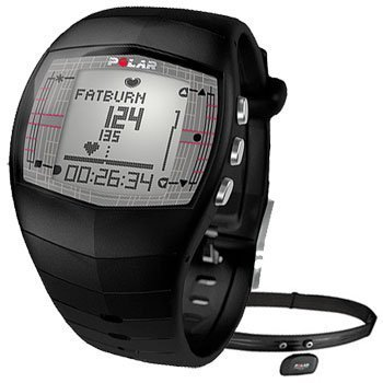 Cheap POLAR FT40M Men's Black Heart Rate Monitor (XS-SMALL) (FT40M)
