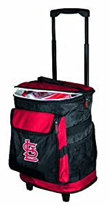 MLB St. Louis Cardinals Rolling Cooler by Logo Chair Inc.