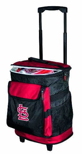 Mlb St. Louis Cardinals Rolling Cooler front-377780