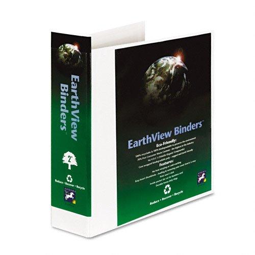 Aurora Products Products - Aurora Products - Earthview Round Ring Presentation Binder, 2