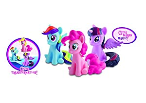 My Little Pony Bath Figures