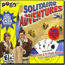 Pogo Solitaire Adventures