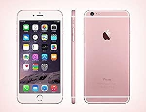 New Apple iPhone 6s 4.7 inch Retina HD display 64GB SIM FREE MOBILE PHONE (Rose Gold)