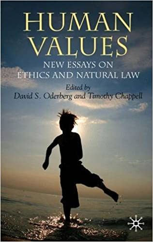 Personal Values and Ethical Standards - Essays - Creyes8519