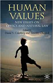 human values new essays on ethics and natural law