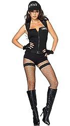 Leg Avenue Women's Swat Hottie Costume