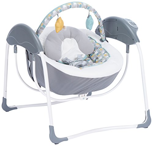 Graco Glider Petite LX Gliding Swing, Botany (Baby Swing With Ac compare prices)